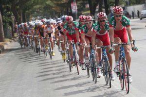 Il ciclismo come sport di squadra