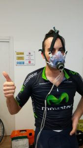 Marco Zamparella - Team Movistar