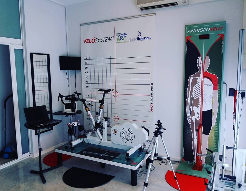 Sport Evolution Center - Centro Velosystem - viale II Giugno Casciavola (PISA)
