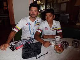Nairo Quintana - Mondiale Firenze 2013 - Giulio Galleschi